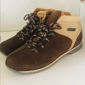 a315ac59dfd Timberland Mens Suede Ankle Boots NWOT Size 11.5